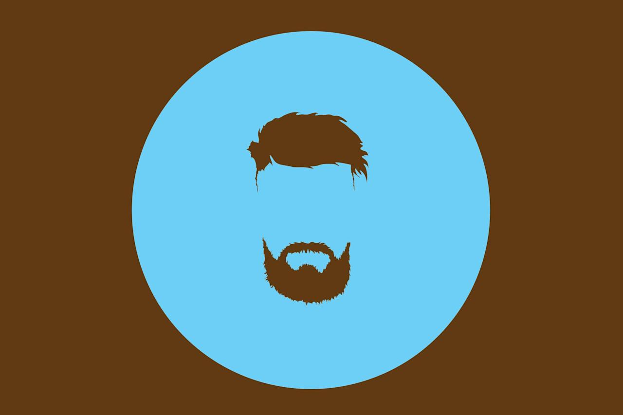 """A stronger chin can accentuate your face, and you can still wear a beard without hiding it. """"If you want your strong chin to show, keep the sides of your beard shorter and leave the middle a bit longer, but short enough to highlight your strength,"""" says Genevieve Bochanty, who works in Brand Experience at <a rel=""""nofollow"""" href=""""http://www.theartofshaving.com/"""">The Art of Shaving</a>. """"If you want to mask it a bit, keep the sides a little longer and the chin hair long enough to smooth out the area."""" Anu Cherucheril, Recruiting Resource Specialist for <a rel=""""nofollow"""" href=""""http://www.greatclips.com/"""">Great Clips</a>, Inc. and former Great Clips stylist for 8 years, adds that balance is key. """"If someone has a really strong chin, a stylist might recommend keeping the hair length on the cheeks longer than on the chin to balance the prominence out,"""" she says."""
