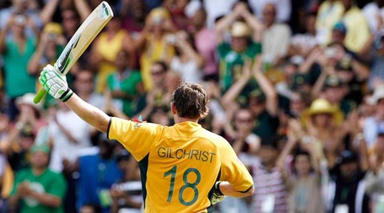 This day that year, Australia vs Sri Lanka, Sri Lanka Australia, SL vs Aus, Adam Gilchrist, sports news, sports, cricket news, Cricket, Indian Express