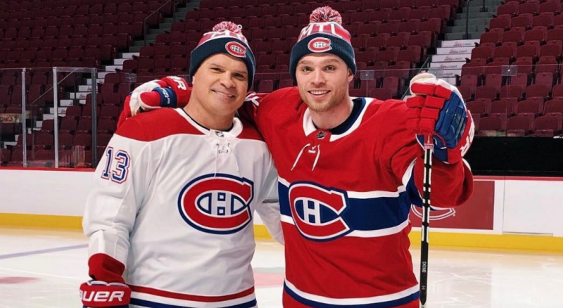 Canadiens' Max Domi hid first tattoo from father Tie