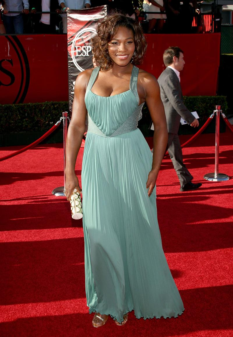Arrivingat the 2009 ESPY Awards onJuly 15, 2009, in Los Angeles.