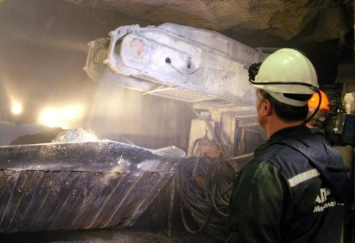 Russia's diamond giant says 9 missing after mine flooded