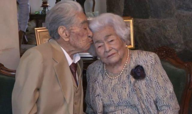 Guinness World Records crowns Ecuadorian husband and wife world's oldest couple