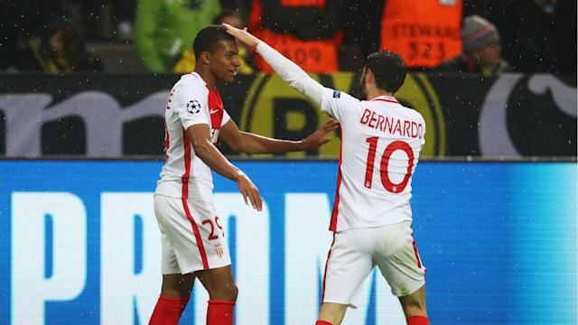"Kylian Mbappe was delighted with his two-goal show in an ""extreme"" Champions league match between Monaco and Borussia Dortmund."