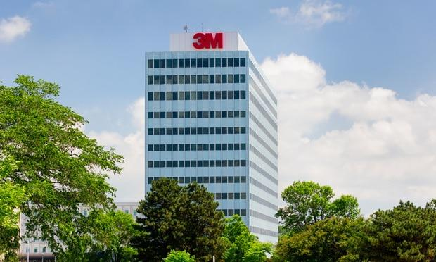 3M corporate headquarters in Minnesota.