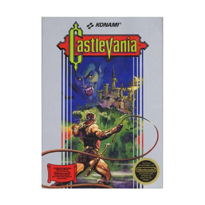 <p>There's now a Netflix fantasy series based on this game that was made for Nintendo back in the mid-80s. This action-adventure game was set in the castle of Count Dracula, as a team of vampire hunters (headed by Simon Belmont) tried to take down the legendary vamp.<br></p>