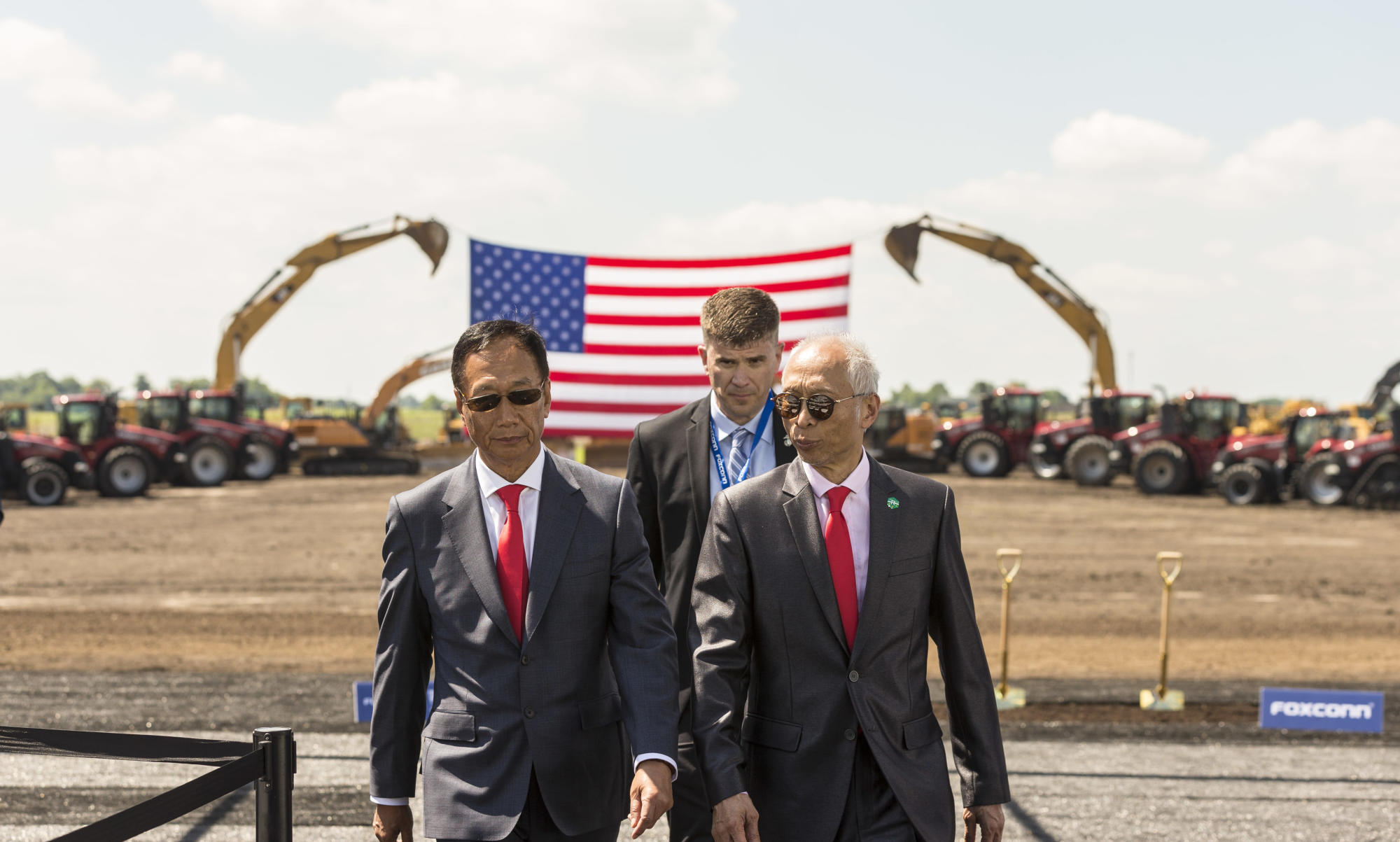 Foxconn's Wisconsin factory plans scaled back dramatically