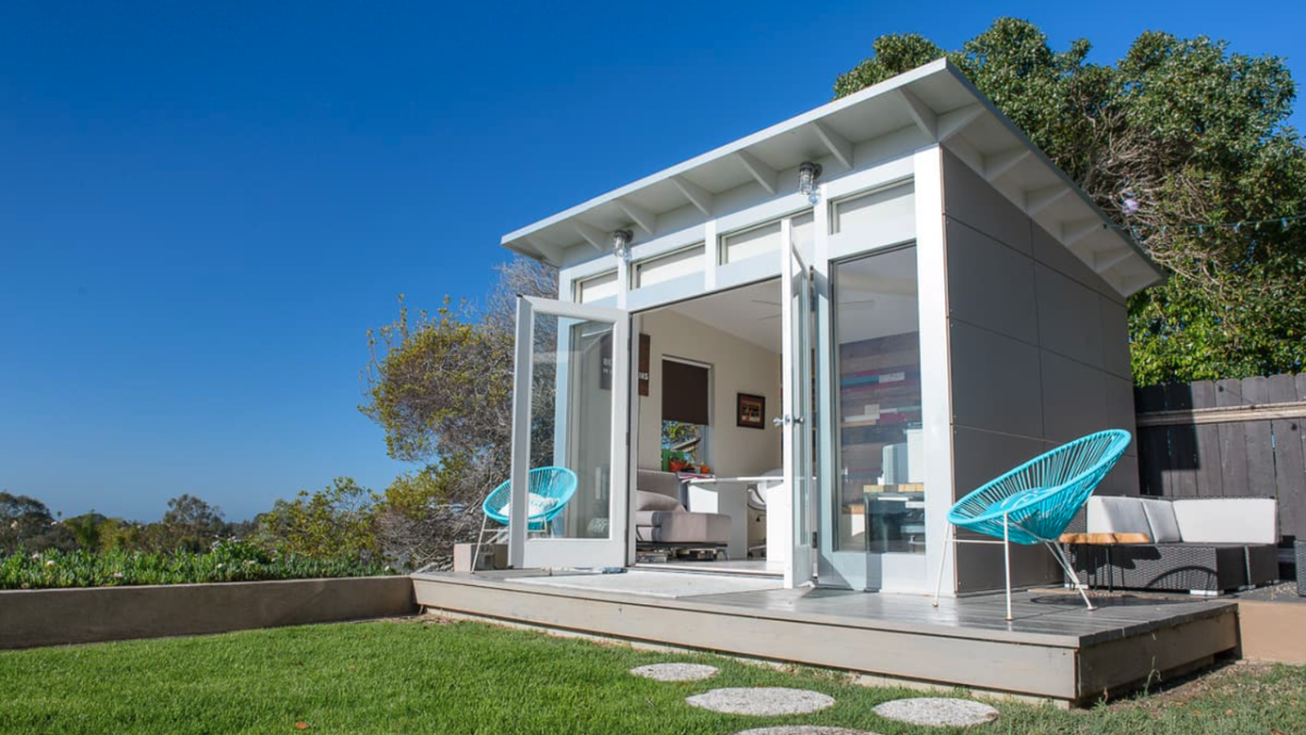 Demand spikes for backyard offices