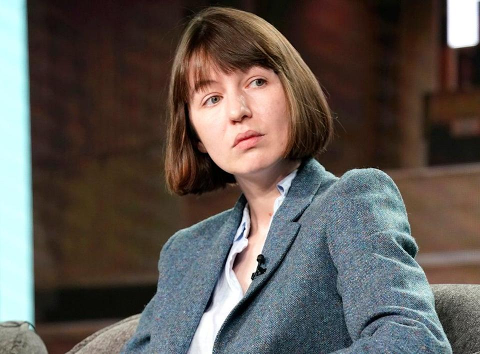 Author Sally Rooney  (Getty)