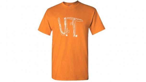 PHOTO: The University of Tennessee is now selling a Florida elementary student's design after he was bullied. (VolShop/Twitter)