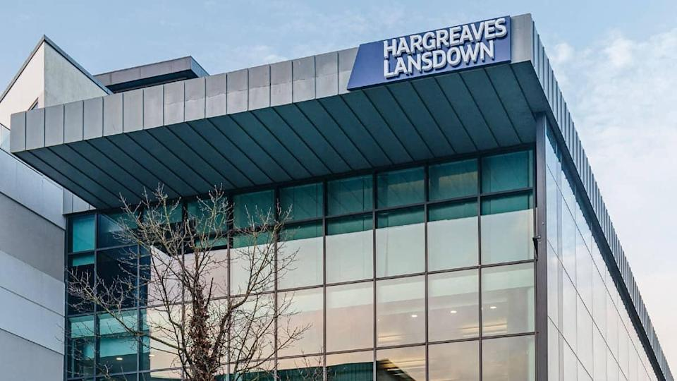Exterior photograph of Hargreaves Lansdown HQ in Bristol