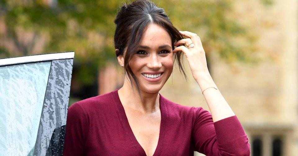 Meghan Markle Sends Surprise Thank You Note to American Fan for Her 'Generous Words of Support'