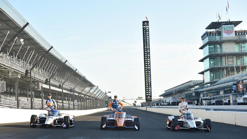 Starting lineup for the 104th Indy 500