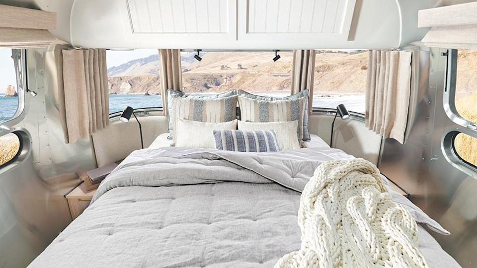 Airstream Pottery Barn Special Edition travel trailer