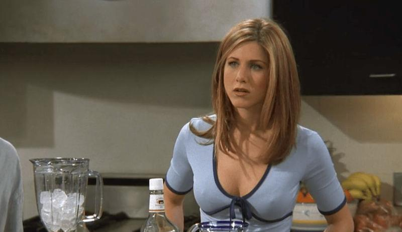 Jennifer Aniston played Rachel in Friends (Photo: NBC)