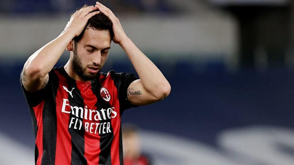 Hakan Calhanoglu | Soccrates Images/Getty Images