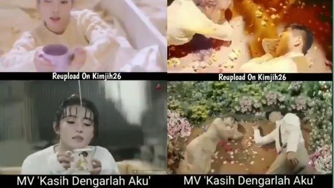 Jadi Trending Topic, Ini 7 Adegan di Video Klip Via Vallen Vs Milik IU
