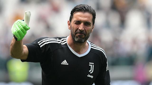 Veteran goalkeeper Gianluigi Buffon turned down a Italy call-up in June but Roberto Mancini has left the door open for a return.