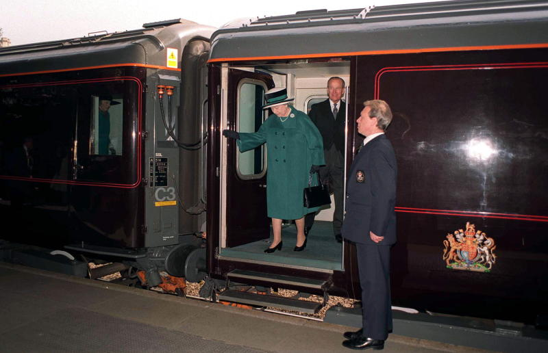 Royal train