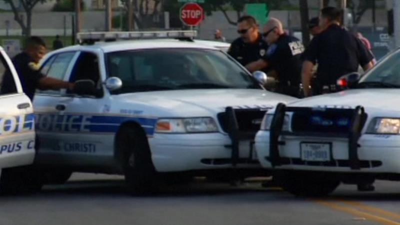 Man tries to steal two police cars