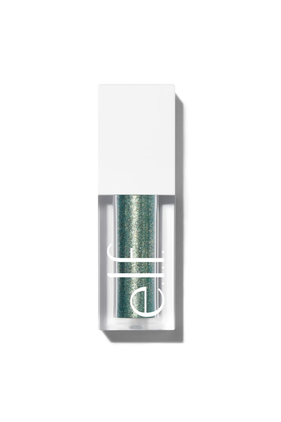 """<p><strong>e.l.f. Cosmetics</strong></p><p>ulta.com</p><p><strong>$5.00</strong></p><p><a href=""""https://go.redirectingat.com?id=74968X1596630&url=https%3A%2F%2Fwww.ulta.com%2Fp%2Fliquid-glitter-eyeshadow-pimprod2013001&sref=https%3A%2F%2Fwww.seventeen.com%2Fbeauty%2Fmakeup-skincare%2Fg36866431%2Fbest-elf-makeup-skincare-products%2F"""" rel=""""nofollow noopener"""" target=""""_blank"""" data-ylk=""""slk:Shop Now"""" class=""""link rapid-noclick-resp"""">Shop Now</a></p><p>Need a quick wash of color with minimal effort? These Liquid Glitter Eyeshadows will add some ✨glitz✨ to any look in seconds. Along with this gorgeous green shade, Mermaid Shimmy, there are eight more shades to choose from.</p>"""