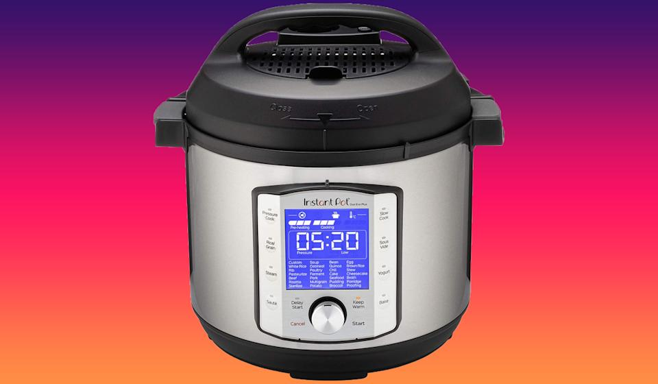 Hop on the Instant Pot bandwagon, but with a touch of more. (Photo: Amazon)