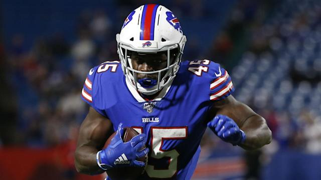 "Christian Wade can ""definitely"" make the Buffalo Bills' active roster in 2020, according to quarterback Josh Allen."