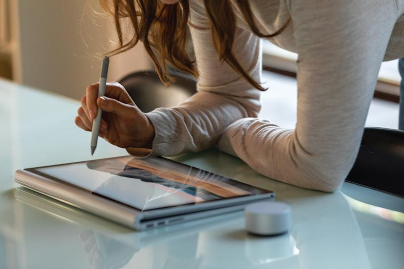 Microsoft's Surface Book 3 is a high-powered performance machine with a price to match. (Image: Microsoft)