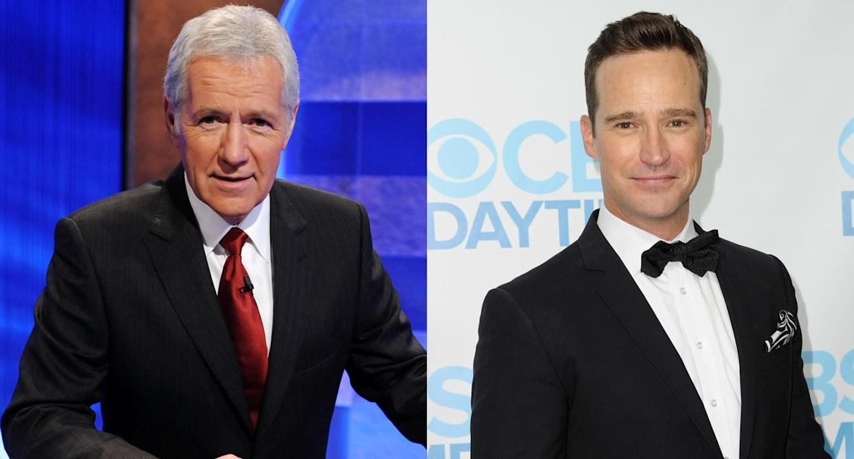 Backlash ensues over Mike Richards being named as Alex Trebek's replacement on Jeopardy!.(Photo: Getty Images)