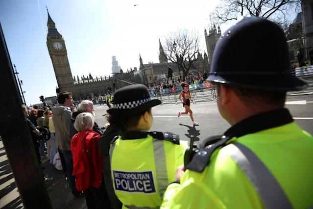 London Marathon: Armed police to be deployed and vehicle barriers installed as Met ramps up security