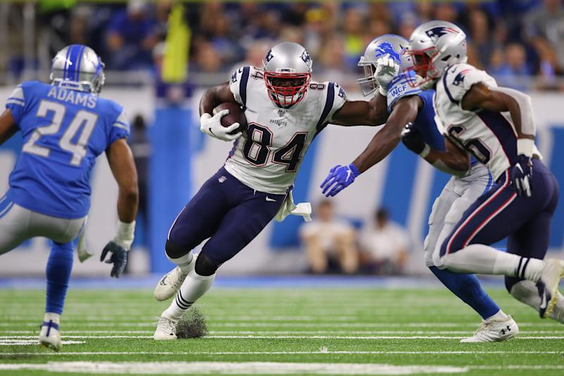 The New England Patriots did not activate tight end Benjamin Watson to their active roster by Monday. (Getty Images)