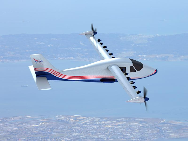 Electric Flights Are Coming: Engineers Unveil a 150-Seat Battery-Powered Plane