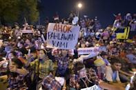 UN urges Indonesia to free jailed Jakarta governor