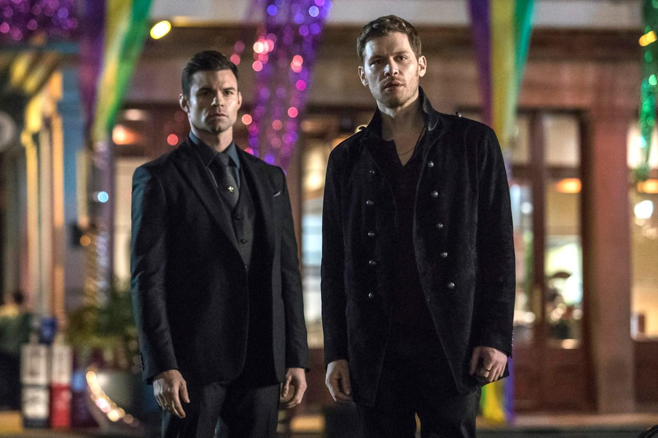 """<p>Family is everything to Pisces, just as it is to the Mikaelsons. <strong>The Vampire Diaries</strong>' first spinoff, <strong>The Originals, </strong>centers around Niklaus Mikaelson and his siblings, otherwise known as the family of Originals vampires. After returning to New Orleans and finding it under the control of Klaus' former protégé, Marcel, Klaus vows to take back the city that was once rightfully his.</p> <p><a href=""""https://www.netflix.com/title/70283261"""" target=""""_blank"""" class=""""ga-track"""" data-ga-category=""""Related"""" data-ga-label=""""https://www.netflix.com/title/70283261"""" data-ga-action=""""In-Line Links"""">Watch <strong>The Originals</strong> on Netflix. </a></p>"""