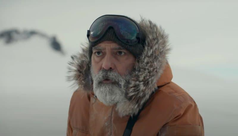 George Clooney dans The Midnight Sky - Netflix