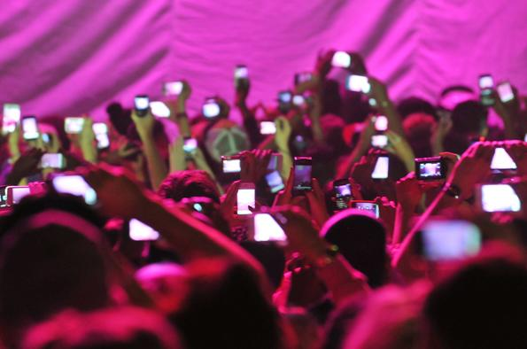 The 10 Most Annoying Concert Behaviors