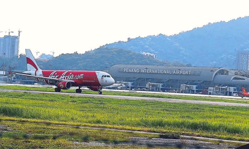 Malaysia Airport: Flights unaffected by weather conditions in Penang