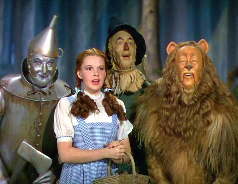 the wizard of oz a