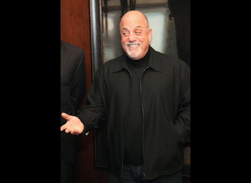 Billy Joel is among the celebrity set to have more than a few crashes on his record. In 2002 the singer set off a string of collisions. The second accident involved a tree and the third, a house.