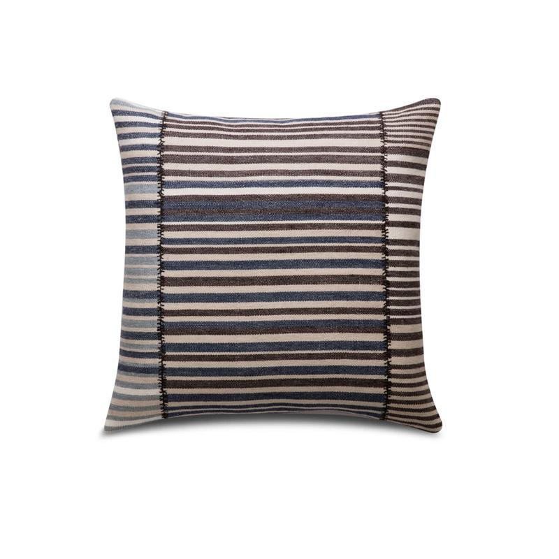 """<a rel=""""nofollow noopener"""" href=""""http://www.zakandfox.com/product/mazan-abbas/"""" target=""""_blank"""" data-ylk=""""slk:Mazan Abbas Pillow, Zak + Fox, $425""""Another great way to transition your home into fall is to switch the pillows on your sofa. Pillows are an easy way to liven up a solid couch and can add color. When going from summer to fall, we suggest adding pillows made of more textured fabrics that add warmth. We love Zak & Fox's pillows and like to mix the patterns for a more eclectic and layered look."""""""" class=""""link rapid-noclick-resp"""">Mazan Abbas Pillow, Zak + Fox, $425<p>""""Another great way to transition your home into fall is to switch the pillows on your sofa. Pillows are an easy way to liven up a solid couch and can add color. When going from summer to fall, we suggest adding pillows made of more textured fabrics that add warmth. We love Zak & Fox's pillows and like to mix the patterns for a more eclectic and layered look.""""</p> </a>"""