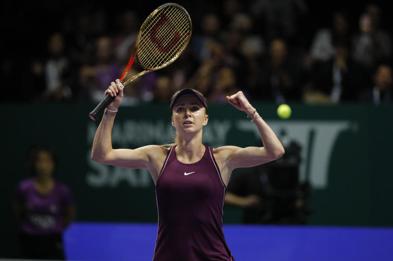 WTA Finals  Stephens rallies to reach final vs Svitolina 84c7279590f