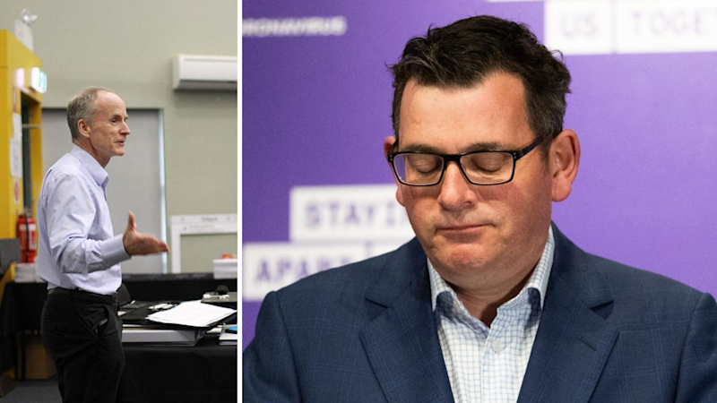 'Step aside': CEO slams Vic Premier in scathing letter. Source: Jim's Mowing/Getty