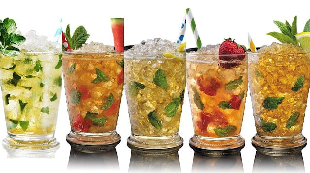 The Mint Julep has become as synonymous with the Kentucky Derby as peanut butter is with jelly.