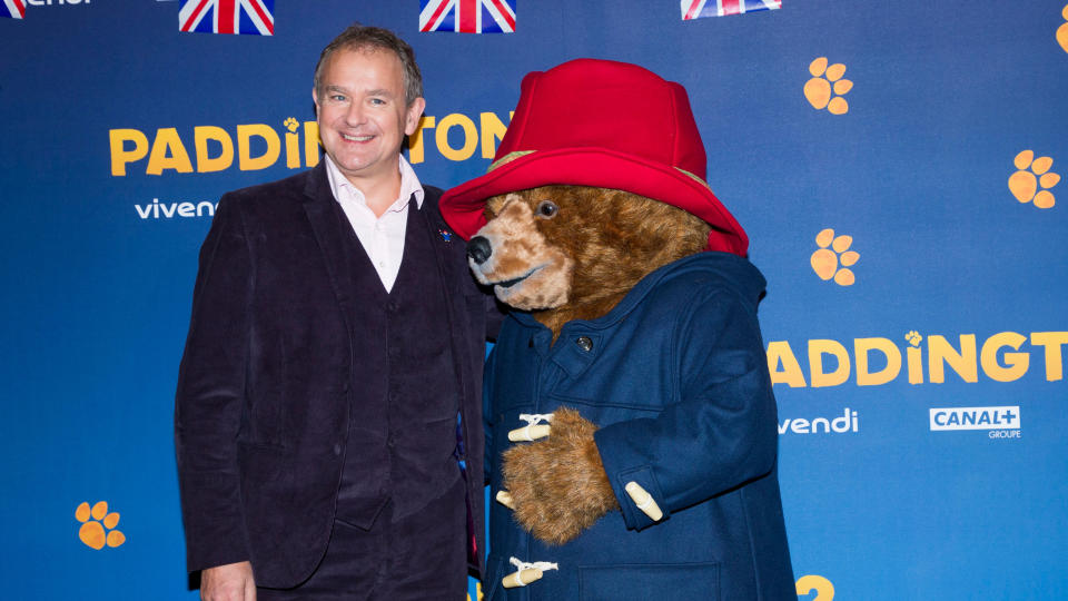Hugh Bonneville attends the