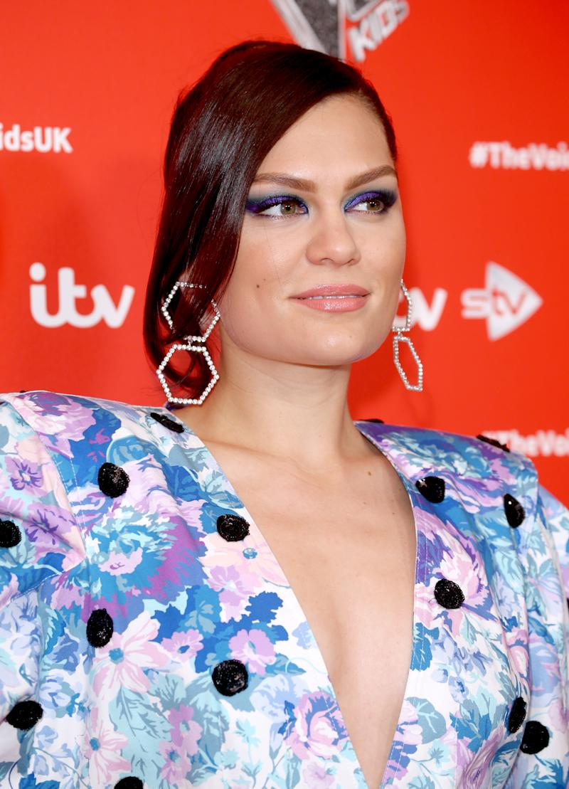 Jessie J at the Voice Kids 2019 Photocall held at The Royal Society of Arts, London.