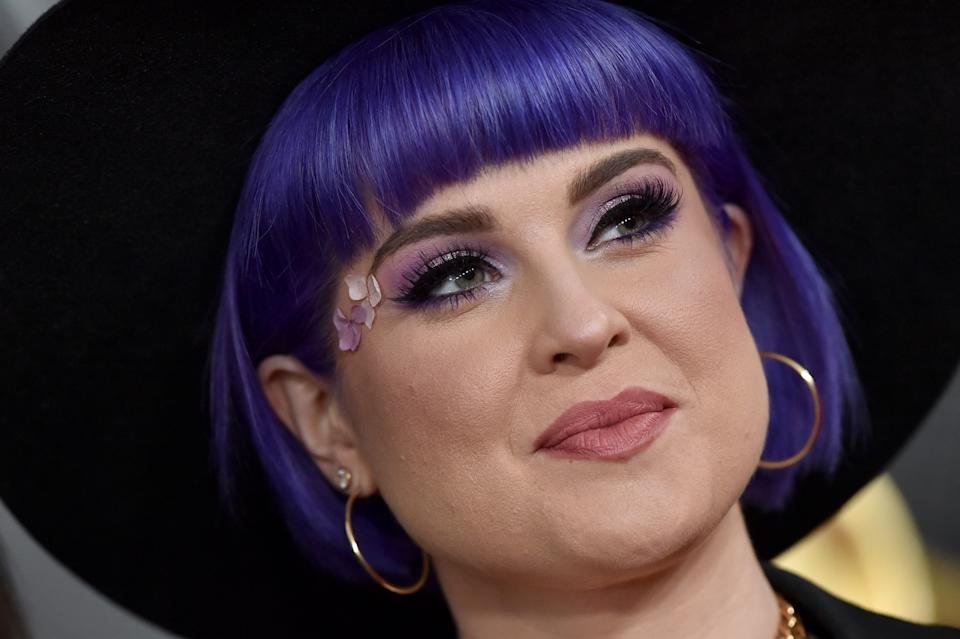 LOS ANGELES, CALIFORNIA - JANUARY 26: Kelly Osbourne attends the 62nd Annual GRAMMY Awards at Staples Center on January 26, 2020 in Los Angeles, California. (Photo by Axelle/Bauer-Griffin/FilmMagic)