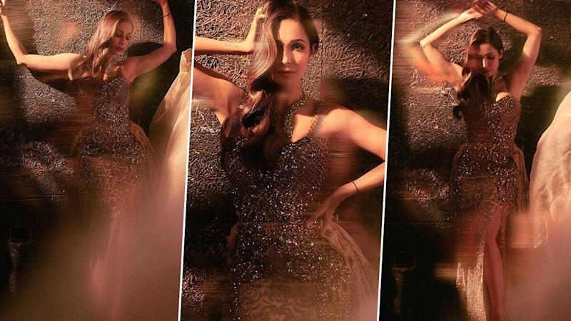 Malaika Arora Turns Into a Glittery Hottie In This Glamorous Photoshoot! (View Pics)