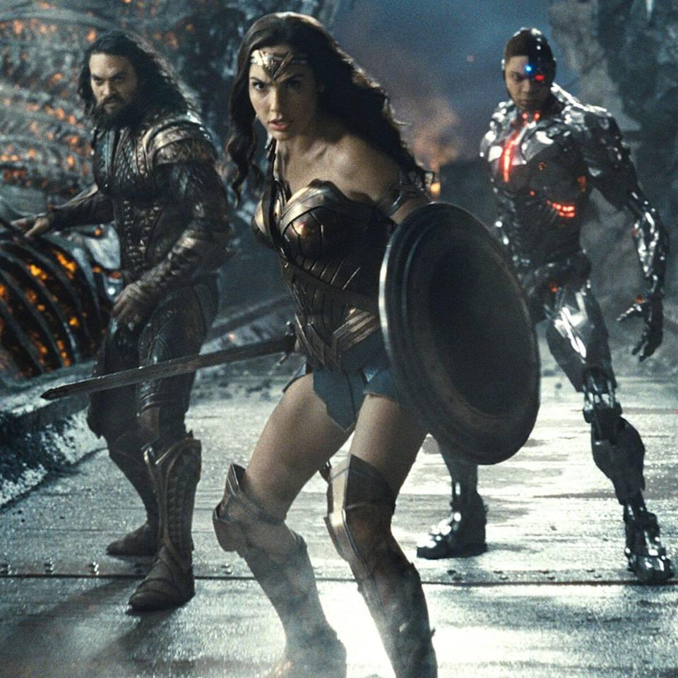 Zack Snyder's Justice League Is Finally Here: A Bold New Ending, a Death and That Big Cameo