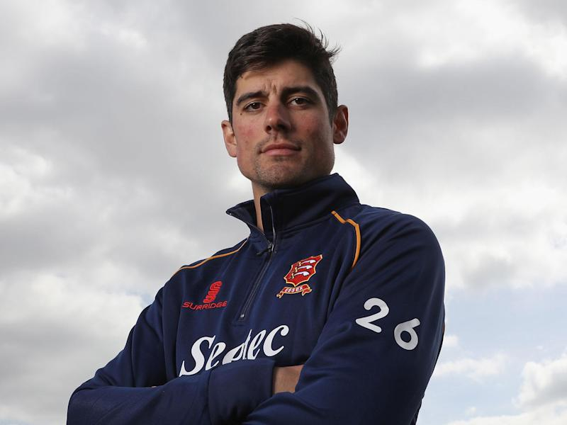 Alastair Cook has a big summer ahead with both Essex and England: Getty
