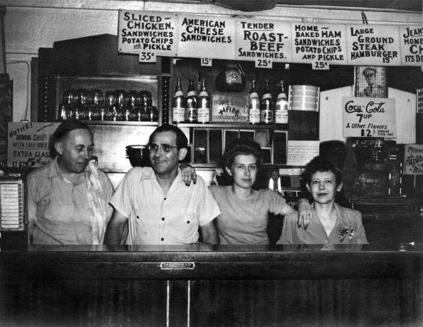 """<p>When diners first began back in the early 1900s, they were more like dining cars where people ate food quickly, instead of restaurants. But as their style evolved, they became<a href=""""https://archive.curbed.com/2017/5/30/15716116/restaurants-diners-prefab-historic-preservation"""" rel=""""nofollow noopener"""" target=""""_blank"""" data-ylk=""""slk:sit-down spots"""" class=""""link rapid-noclick-resp""""> sit-down spots </a>with waitresses and friendly owners. </p>"""