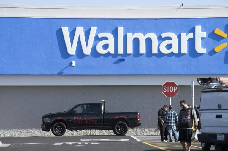 A Walmart Supercenter in El Paso,Texas where a suspected white nationalist gunman killed 22 people August 3